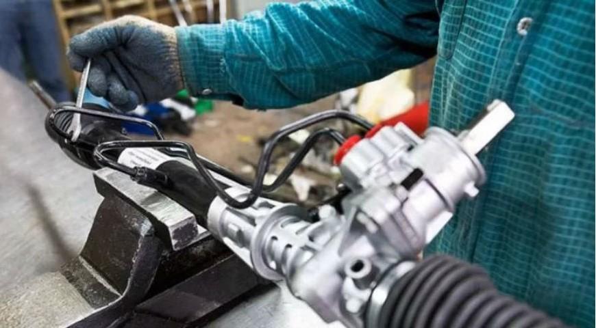 Восстановление и ремонт рулевых реек